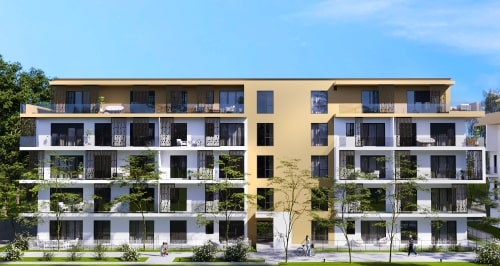 Building B3 - 33 apartments